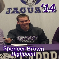 Spencer Brown - Highpoint