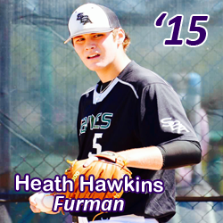 Heath Hawkins- Furman